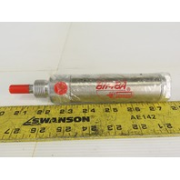"""Bimba MRS-122.5-D 1-5/16"""" Bore 2-1/2"""" Stroke Double Acting Air Cylinder"""