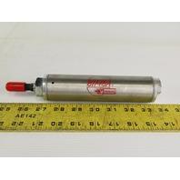 """Bimba 173-NR 1-9/16"""" Bore 3"""" Stroke Non Rotating Air Cylinder"""