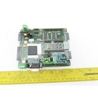 Visi Trak X41-20010 Rev B Ethernet Monitor & Control Board Cyclone II PCB