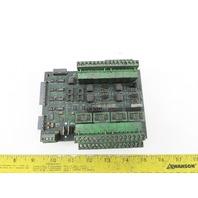 Visi Trak X41-20002 Rev B Printed Circuit Board