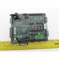 Visi Trak X41-20000 Rev A Printed Circuit Board PCB Assy# MV0-07000
