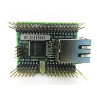 Visi Trak X41-20006 Rev A Fast Ethernet Daughter Board