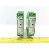 Phoenix Mini-PS-100-240AC/5DC/3 100-240AC Input 5VDC Output Power Supply Lot/2