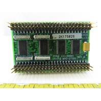 Visi Trak X41-20001 Rev A Printed Circuit Board PCB Assy# MVO-07001