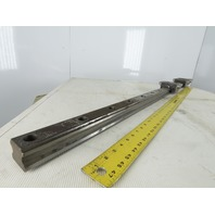 "THK HSR45 72"" Long Linear Rail W/3 Bearing Blocks"