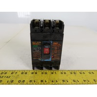 Fuji Electric EA63B BB3CEB-060 220V 60A Circuit Breaker