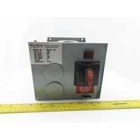 Daykin MDGTA-05 Transformer Disconnect 480/120 Volts 2.2A 60Hz Ph 1