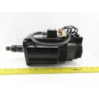 Yaskawa Electric SGMGH-13A2A-YR24 AC Servo Motor Removed From a Motoman YR-UP50