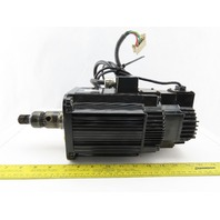 Yaskawa Electric SGMGH-13A2A-YR23 AC Servo Motor Removed From a Motoman YR-UP50