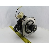 Yaskawa Electric SGMDH-12A2A-YR13 AC Servo Motor Removed From a Motoman YR-UP50