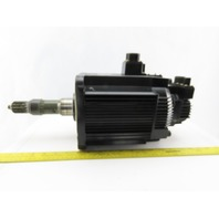 Yaskawa Electric SGMGH-44A2A-YR15 AC Servo Motor Removed From a Motoman YR-UP50