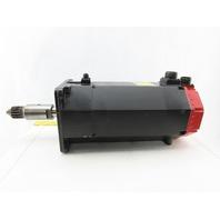 Fanuc A06B-0147-B675#S000 a22/2000 3.8kW 2000RPM 157V 133Hz AC Servo Motor
