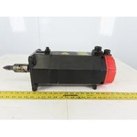 Fanuc A06B-0166-B675#0016 AM30/3000 3.8kW 2000RPM 134V 133Hz AC Servo Motor