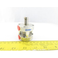 """Bimba FOD-090.75-AR Flat-1 1-1/16"""" Bore 3/4"""" Double Ended Stroke Air Cylinder"""
