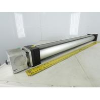 "Numatics F2AR-41A3E-AYA2 3H2T-976830-5 Pneumatic Air Cylinder 4"" Bore 41"" Stroke"