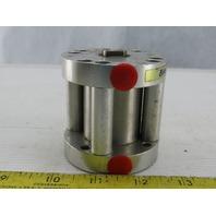 "Bimba FO-171.75 Flat-I 1-1/2"" Bore 1-3/4"" Stroke Double Acting Air Cylinder"