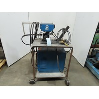 Miller CP200 S-52E 200-230/460V 200A Wire Feed Welder On Cart