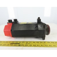 Fanuc A06B-0163-B175 aM9/3000 1.8kW 3Ph 161V 200Hz AC Servo Motor