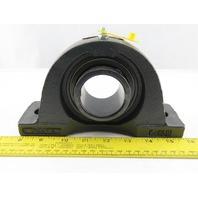 "Sealmaster NP-31 Set Screw Gold Line Standard Pillow Block Bearing 1-15/16"""