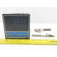 Shinko Technos JCD-33A-R/M Temperature Controller 3A 100-240VAC 50/60Hz 8VA