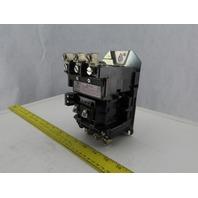 Allen Bradley 500F-COD930/C Contactor Starter 3ph 3 pole 115-120VAC Series C