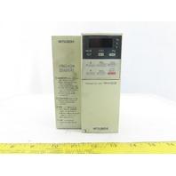 Mitsubishi FR-A024-0.4K General Purpose Inverter 0.4KW 230V W/FR-PU03E