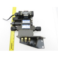 Daesung SS-G01-A3XR-C1-20 Hydraulic Valve Stack Assy W/MRP-01-B-30 & MSW-01-X-50