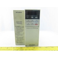 Mitsubishi FR-A024-0.75K General Purpose Inverter 0.75KW 230V W/FR-PU03E