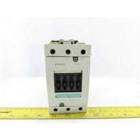 Siemens 3RT1046-1AK60 Contactor 120V Coil 3PH 600V 350A DIN Rail Mount