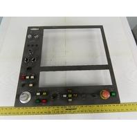 Hyundai HIT 15S CNC Lathe Operator Control Panel Cover