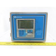 Controlotron 1010NR-T2KGS  Ultrasonic Flowmeter 90-250V