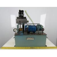 Daikin Y480005 12 Gal Hydraulic Oil Tank U8A1RX-20 Pump W/Valves