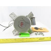 Electric Motors S60BCU4L1-C1 1/5Hp 1050RPM 115V Condenser Heater Blower Motor