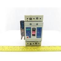 Mitsubishi Electric NF60-CW 220V 60A 3Pole 50/60Hz 7.5KA