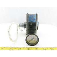 Control Air Inc 500-AC 500X Type 4-20MA 3-15PSI Supply/18-100PSI
