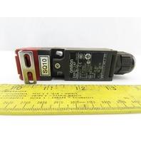 Omron D4NS-1AF Door Switch 3A/240VAC 27A/250VDC