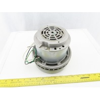 Ametek 115330 120V 60Hz 2 Stage Floorcare Industrial Vacuum Specialty Fan