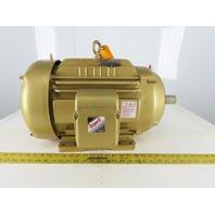 Baldor Reliance CEM2334T 20Hp Electric Motor 256TC Frame 230/460v 3Ph 1765 rpm