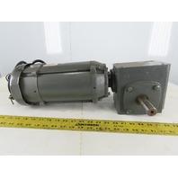 Baldor 34-6549-3662G1 40:1 Ratio 90VDC .56kW 43.75RPM Right Hand Gear DC Motor