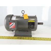 Baldor Reliance M3707 5Hp Electric Motor 215 Frame 208-230/460V 3Ph 1745 RPM