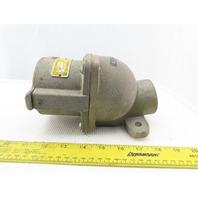 Pyle National 322-RA-4 60A 600V 3Pole 4W Receptacle Plug