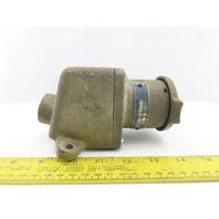 Crouse Hinds Co AR-342 Receptacle Plug 30A 3W 4P 250VDC 600VAC