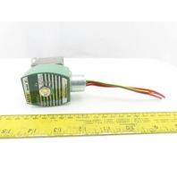 Asco 8340G1 Pneumatic Solenoid Valve 1/4 Pipe 17.1 W 150PSI