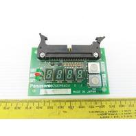 Panasonic ZUEP5404 Circuit Board