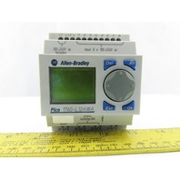 Allen Bradley 1760-L12AWA/B Pico Controller Series B 100-240VAC 50/60Hz 5VA