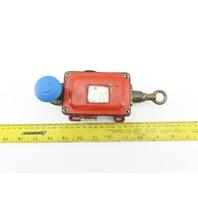 Allen Bradley 802C-J57M18B Pull Switch 16A 400V Series A