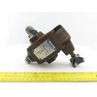 Vickers CS-06-C-50 Hydraulic Relieve Valve Pressure Range MIN-500 MAX-2000