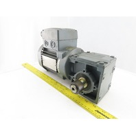 SEW-EURODRIVE W2063DR63M4/TF/IS Gear Motor 277/480V 3Ph 162042RPM Output