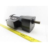 Leeson 096065.00 Parallel Shaft AC Gearmotor .167HP 180:1 Ratio 208-230/460V