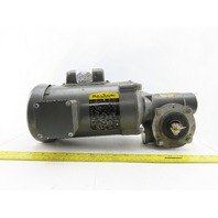 Baldor GHL35060 1/2HP Gear Motor Hollow Shaft 60:1 Ratio 29RPM 230/115V 1Ph